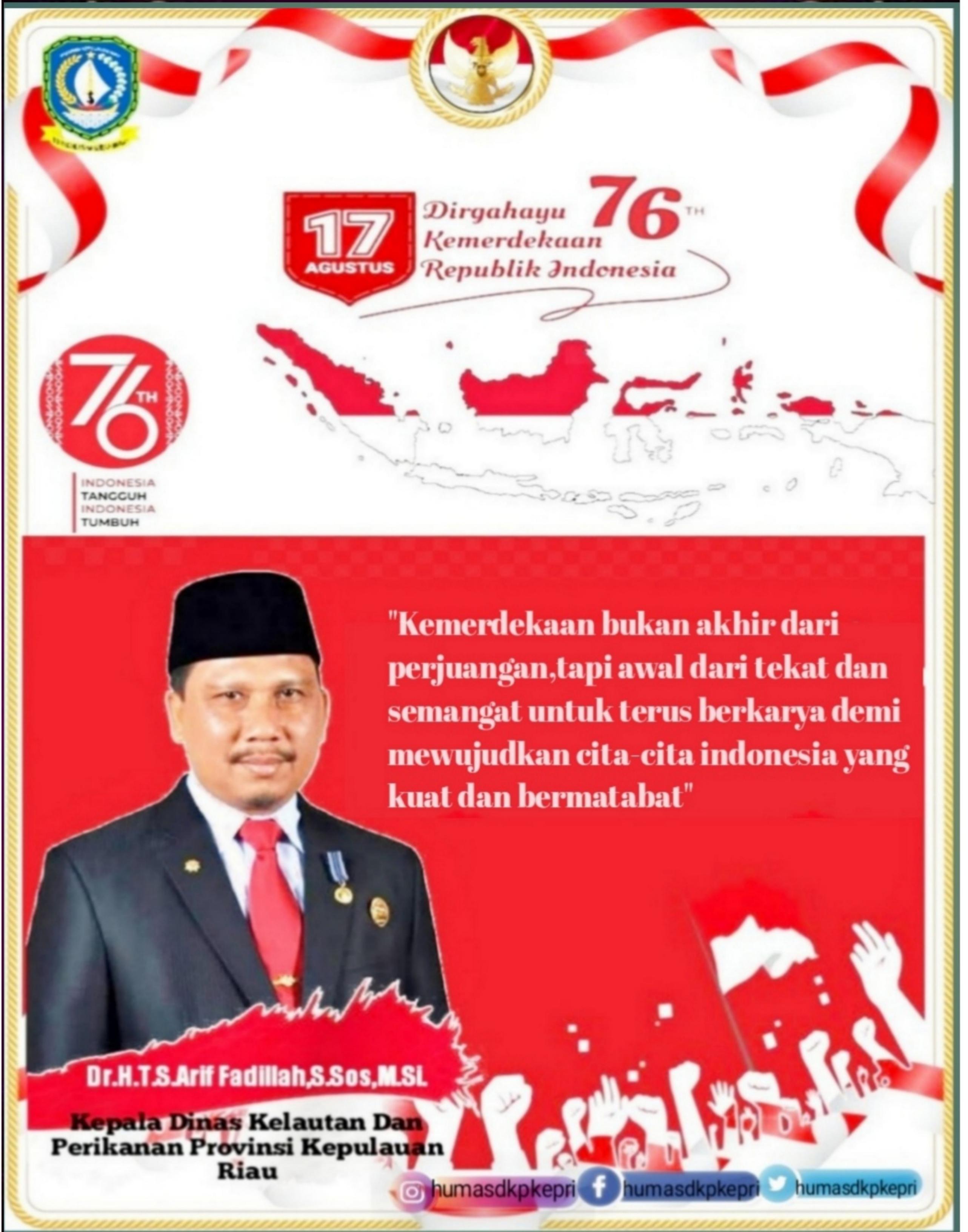 SEMANGAT HARI KEMERDEKAAN REPUBLIK INDONESIA